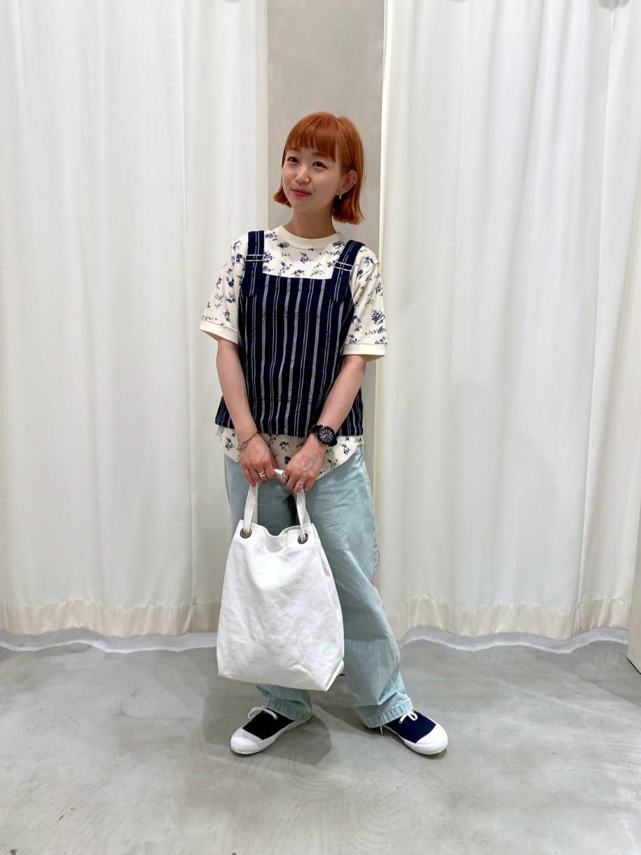 - CHILD WOMAN CHILD WOMAN , PAR ICI 東京スカイツリータウン・ソラマチ 身長:150cm 2021.08.06