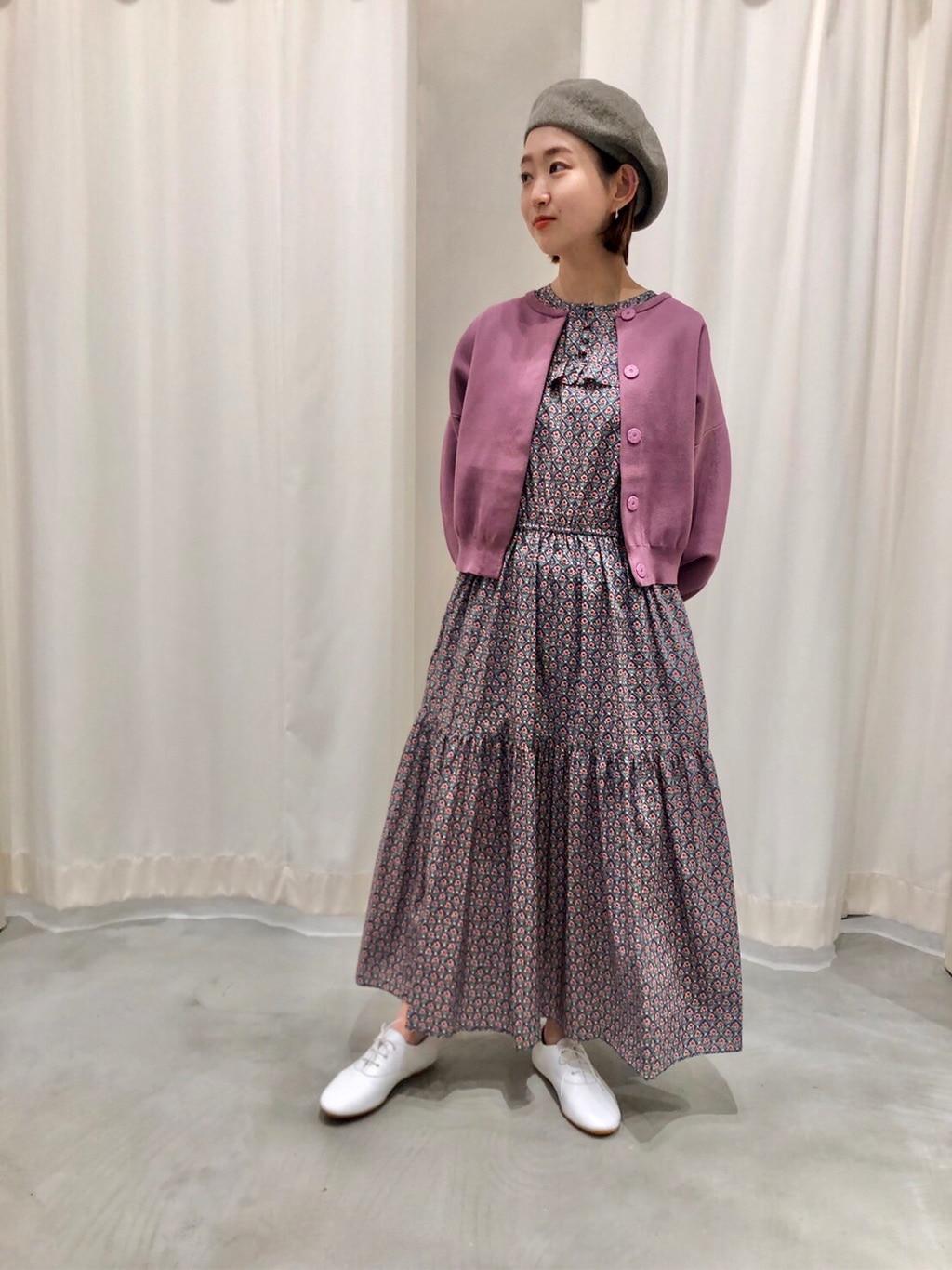 CHILD WOMAN , PAR ICI 東京スカイツリータウン・ソラマチ 2020.10.01
