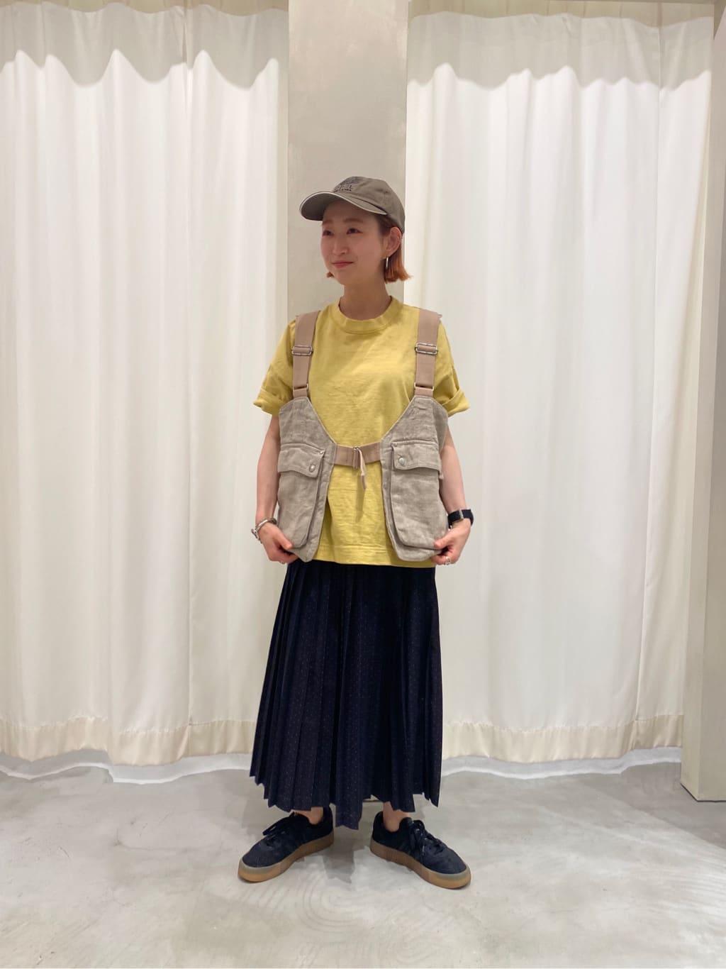 - CHILD WOMAN CHILD WOMAN , PAR ICI 東京スカイツリータウン・ソラマチ 身長:150cm 2021.06.28