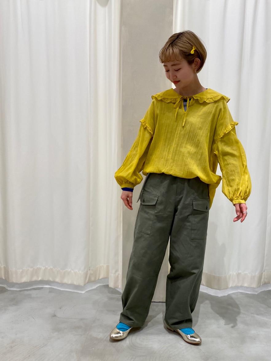 - CHILD WOMAN CHILD WOMAN , PAR ICI 東京スカイツリータウン・ソラマチ 身長:150cm 2021.02.19