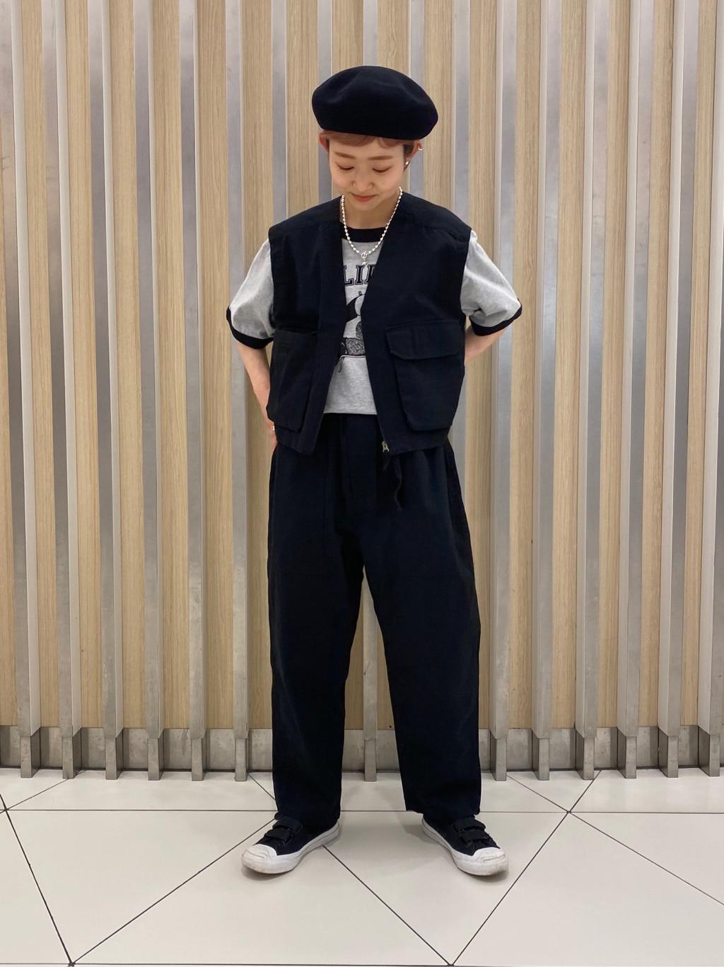 CHILD WOMAN , PAR ICI 東京スカイツリータウン・ソラマチ 2021.05.03