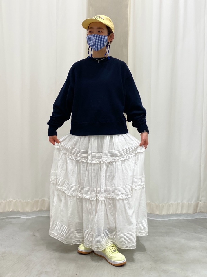 - CHILD WOMAN CHILD WOMAN , PAR ICI 東京スカイツリータウン・ソラマチ 身長:150cm 2021.01.19