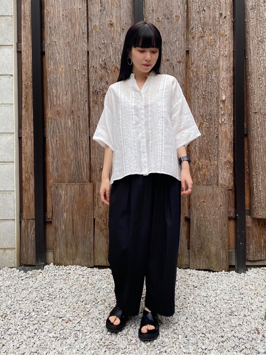 yuni 京都路面 身長:152cm 2020.06.11