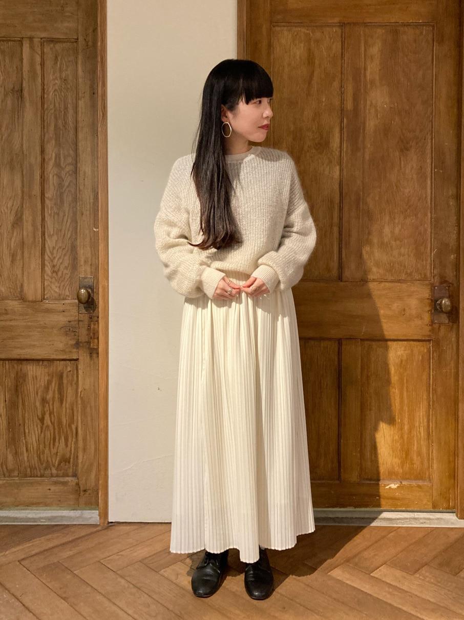 yuni 京都路面 身長:152cm 2020.12.29