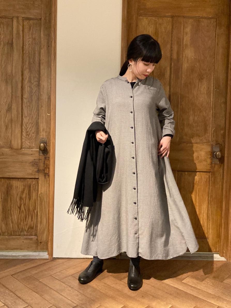 yuni 京都路面 身長:152cm 2020.10.24
