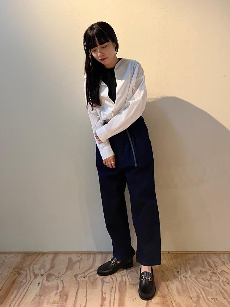 yuni 京都路面 身長:152cm 2020.09.12