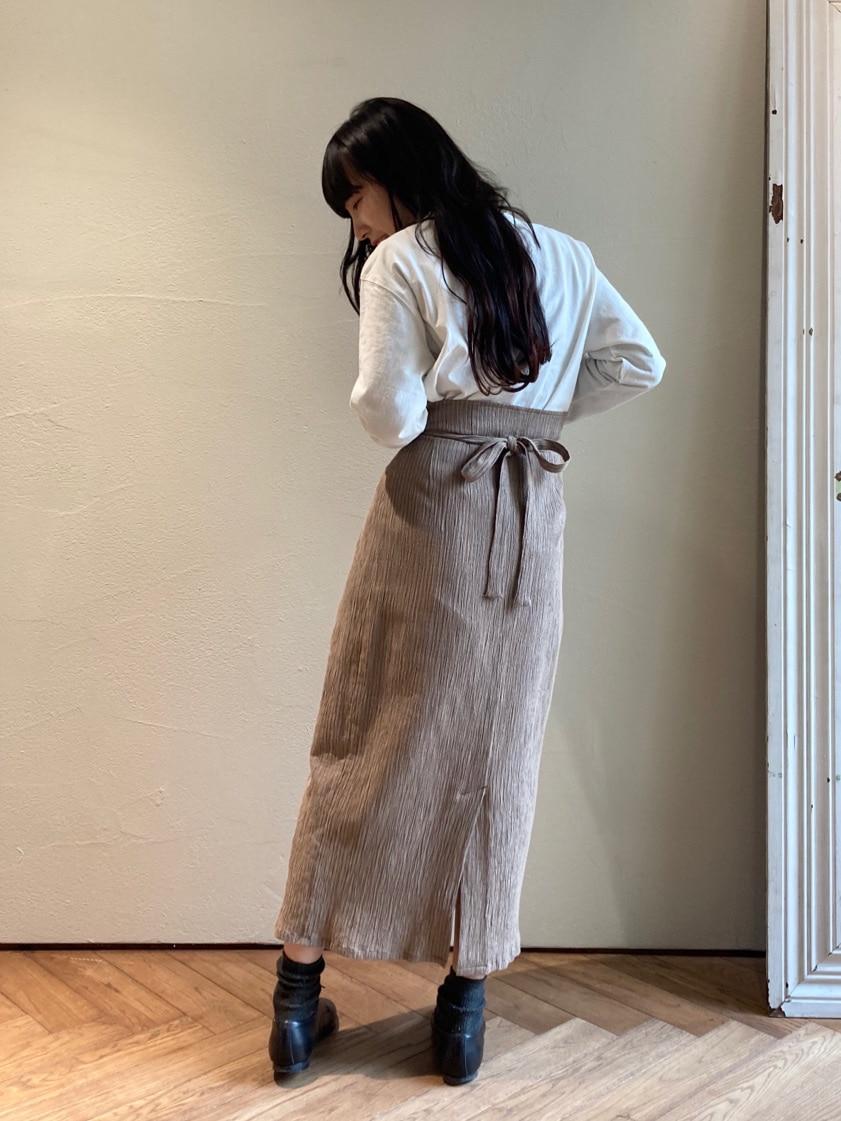 yuni 京都路面 身長:152cm 2021.02.10