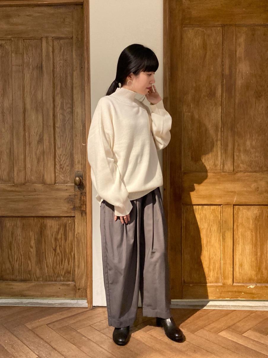 yuni 京都路面 身長:152cm 2020.10.25