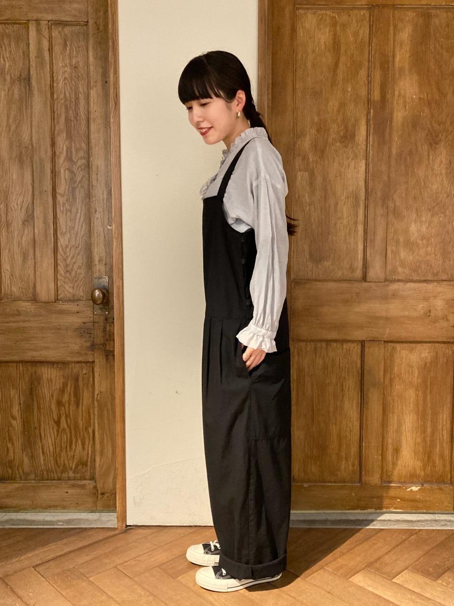 yuni 京都路面 身長:152cm 2021.03.18