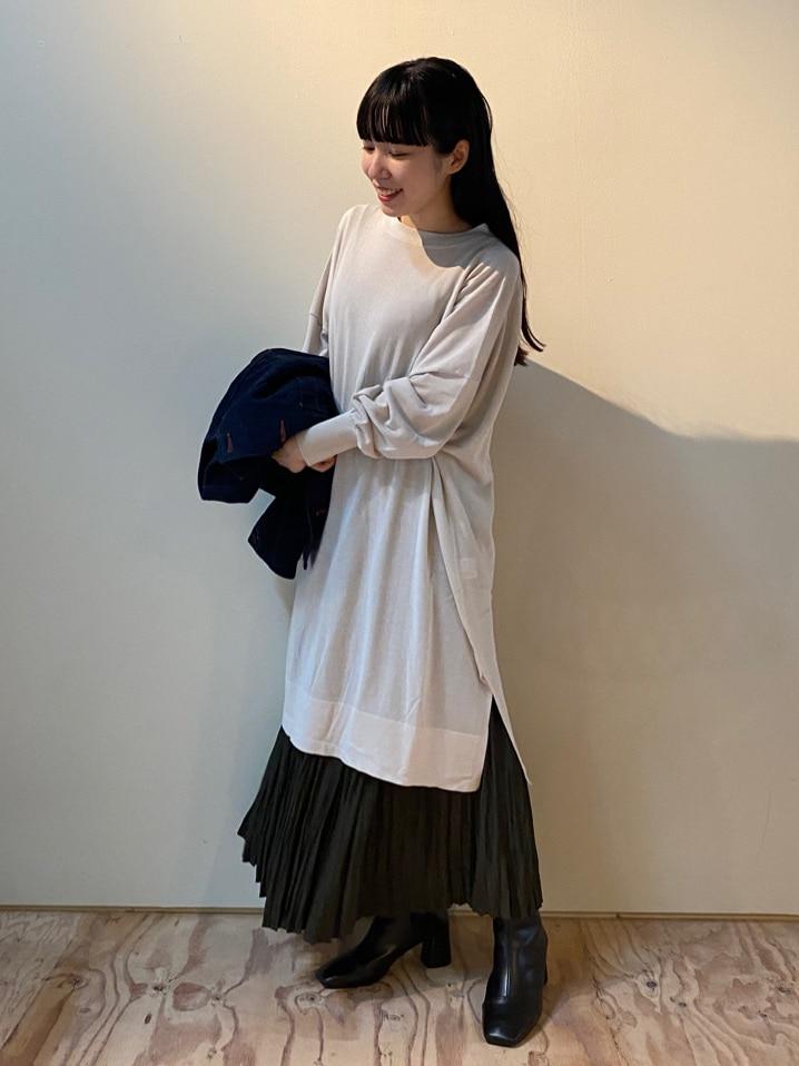 yuni 京都路面 身長:152cm 2020.09.05
