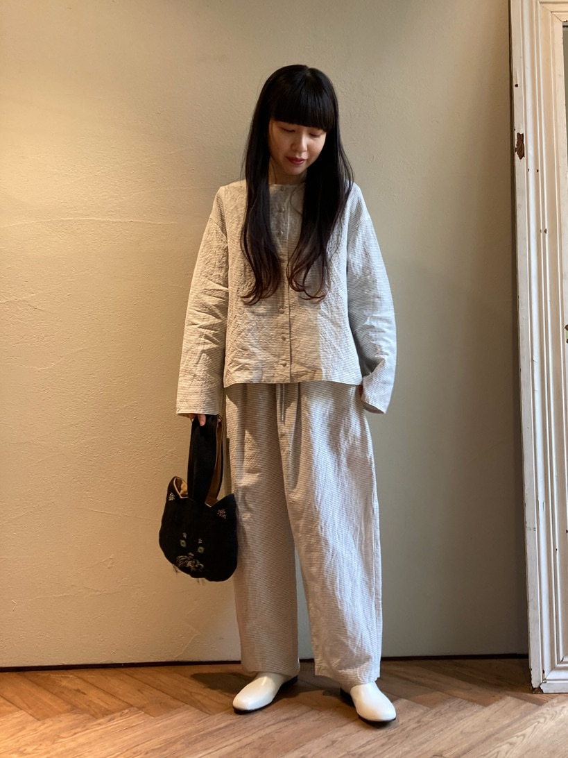 yuni 京都路面 身長:152cm 2021.03.10