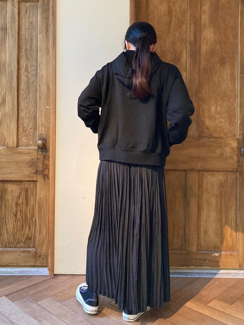 yuni 京都路面 身長:152cm 2020.11.16