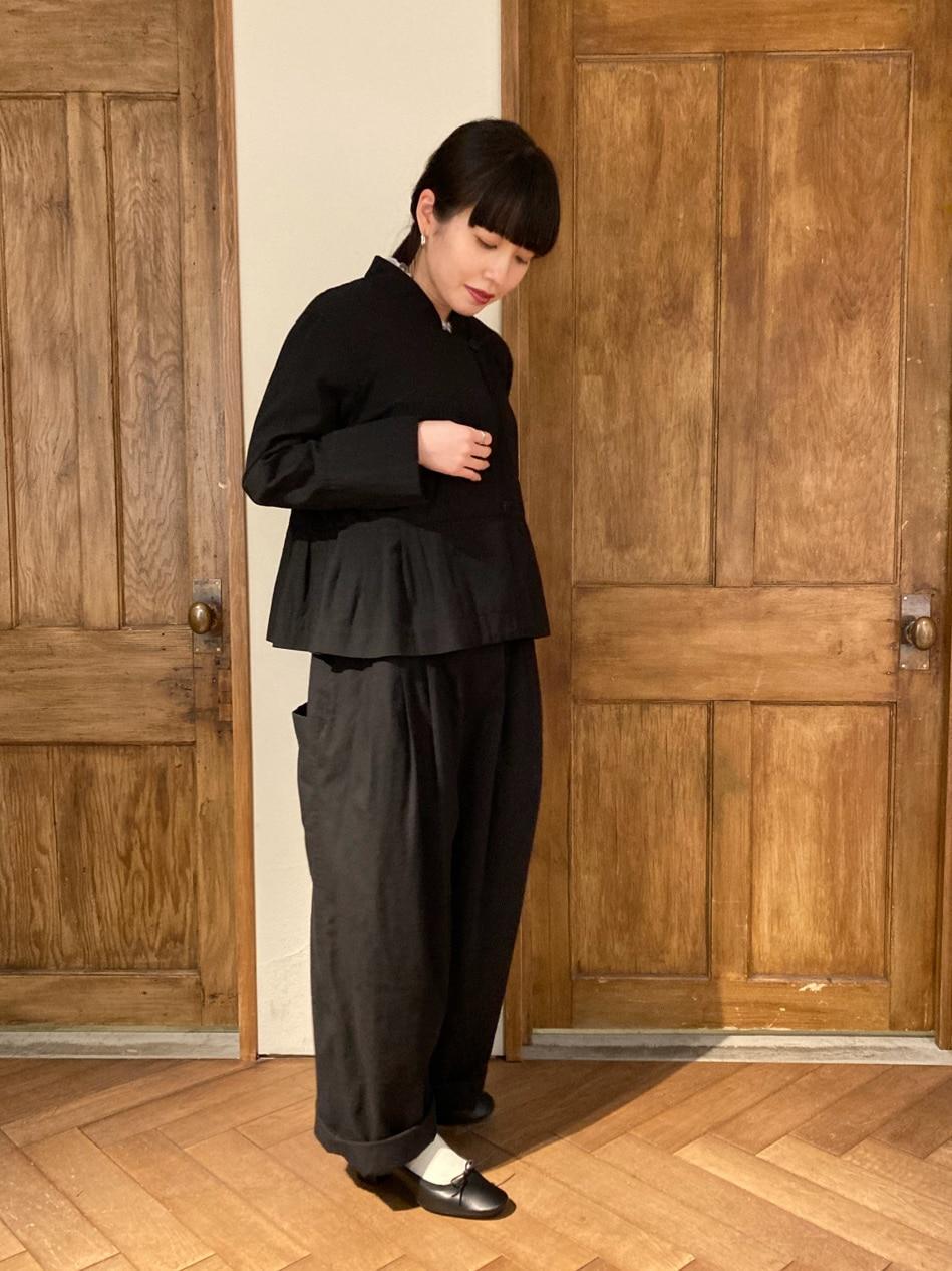 yuni 京都路面 身長:152cm 2021.03.17