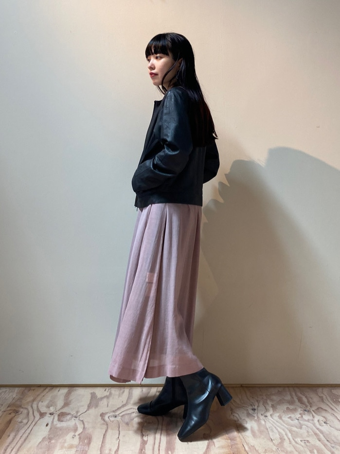 yuni 京都路面 身長:152cm 2020.09.06