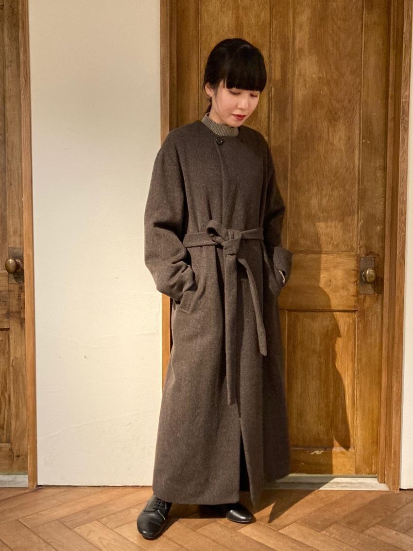 yuni 京都路面 身長:152cm 2020.11.10