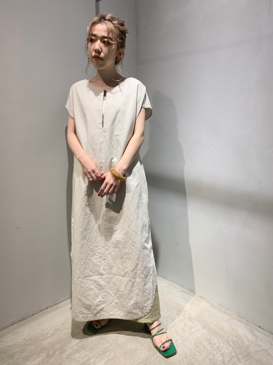 note et silence. ルクア大阪 身長:152cm 2020.09.01