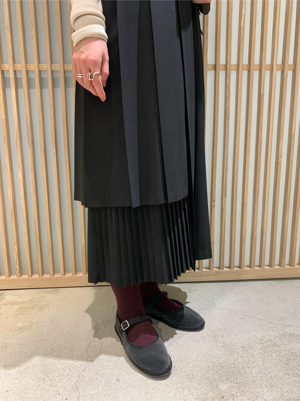 note et silence. ルクア大阪 身長:152cm 2020.11.10