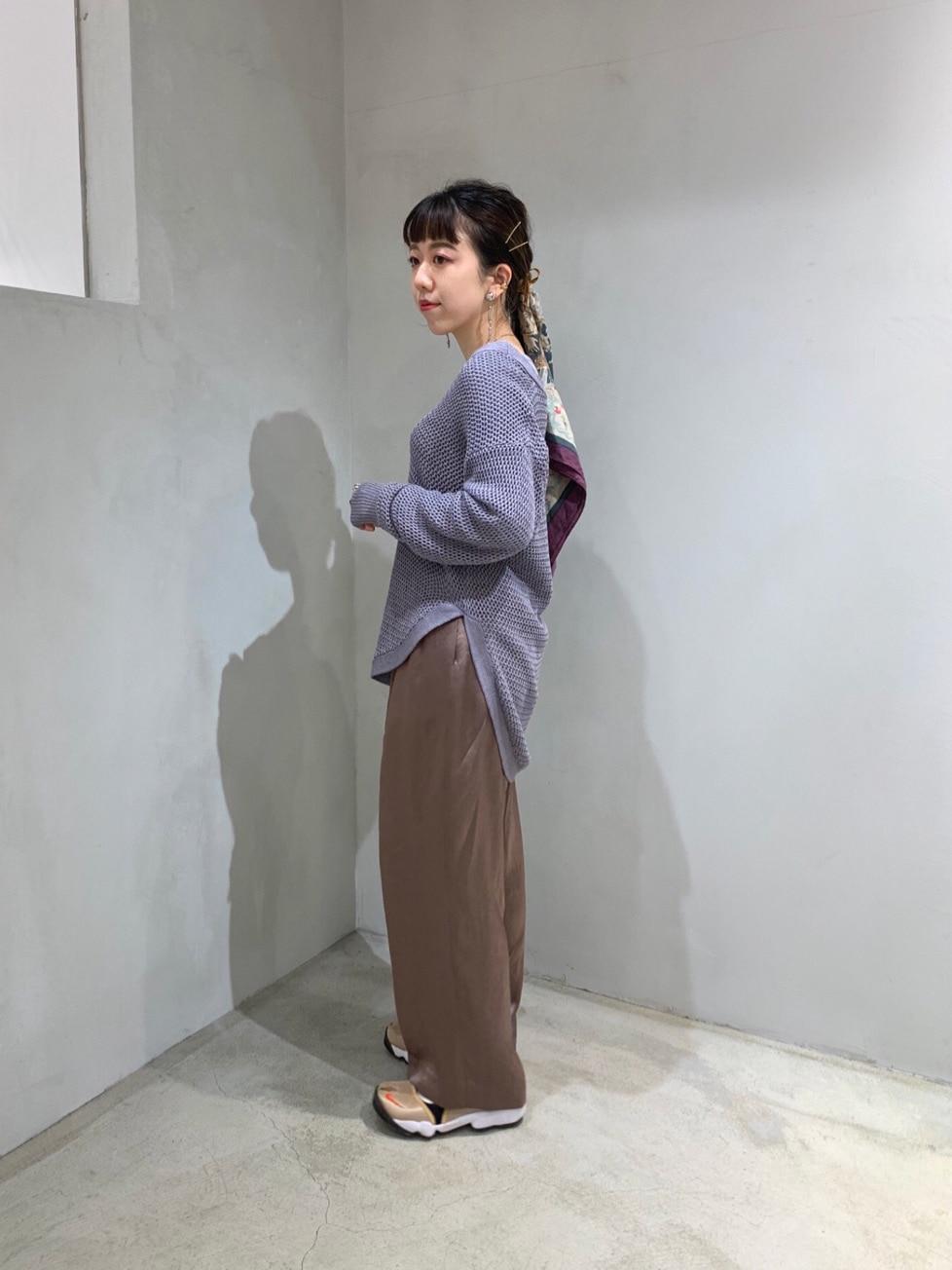 note et silence. ルクア大阪 身長:151cm 2020.03.09