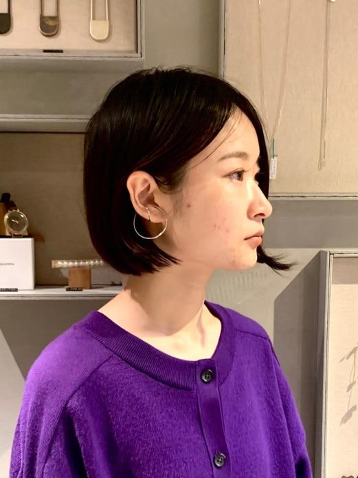 note et silence. ルミネ新宿 身長:158cm 2020.11.27