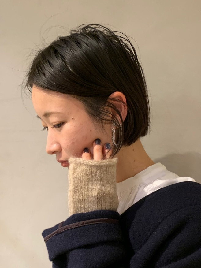 note et silence. ルミネ新宿 身長:158cm 2020.11.02