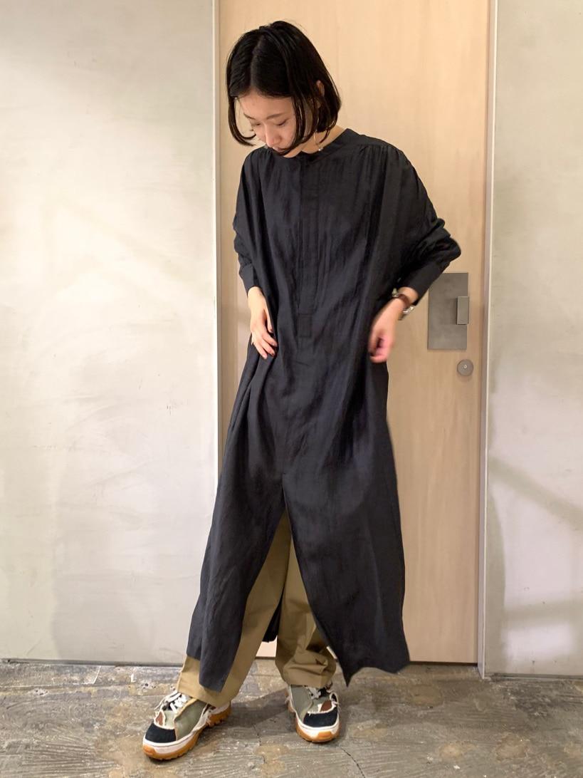 note et silence. ルミネ新宿 身長:158cm 2020.08.31
