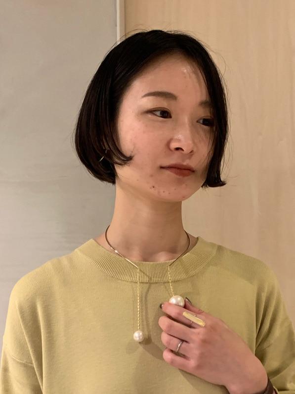 note et silence. ルミネ新宿 身長:158cm 2020.10.13