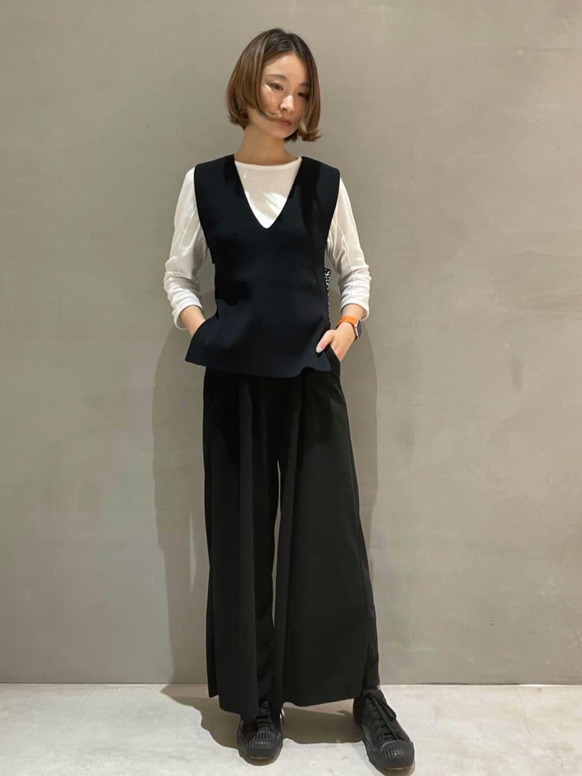 iki iki 渋谷パルコ 身長:158cm 2021.08.13