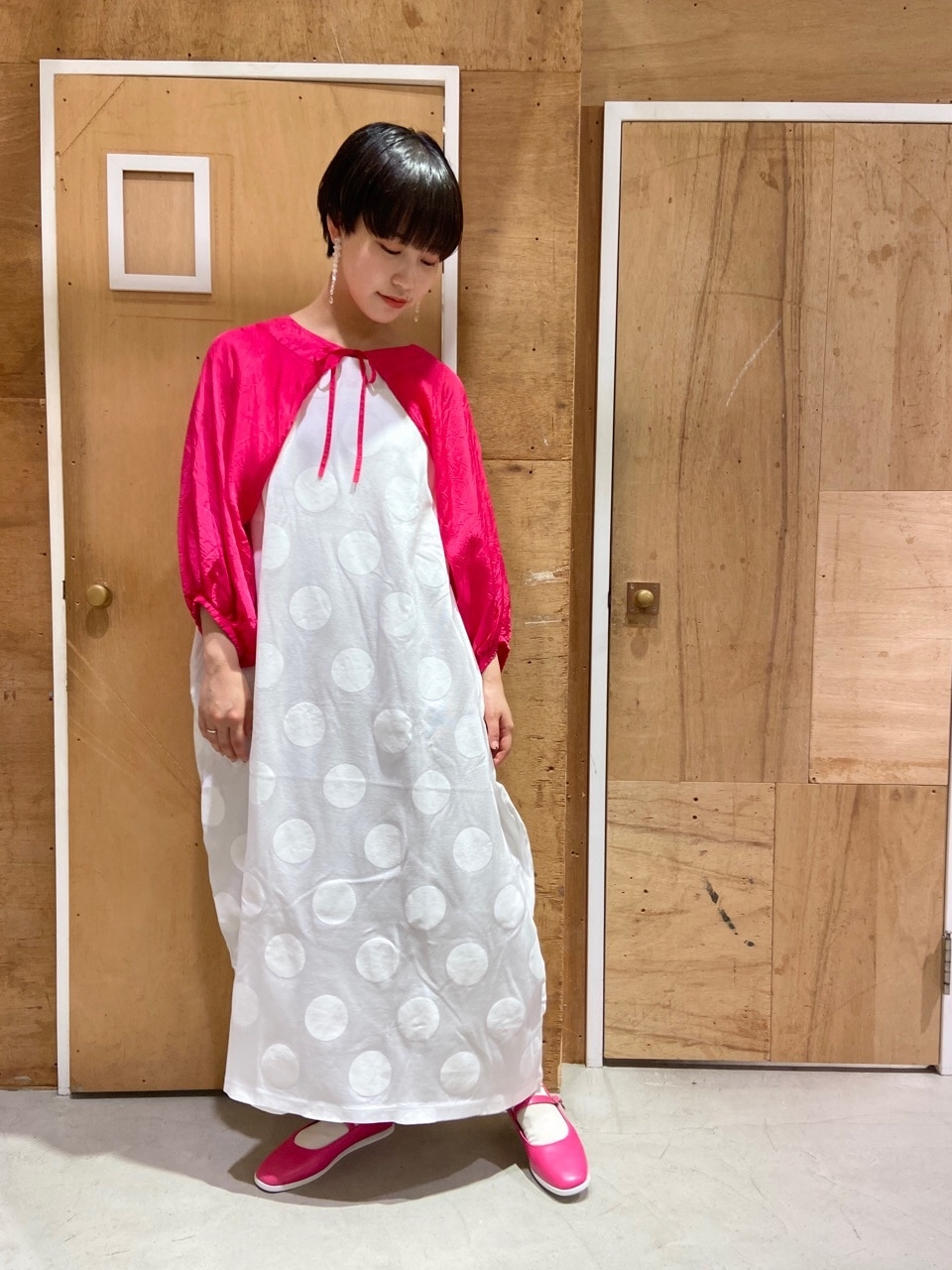 l'atelier du savon 新宿ミロード 身長:159cm 2020.08.27