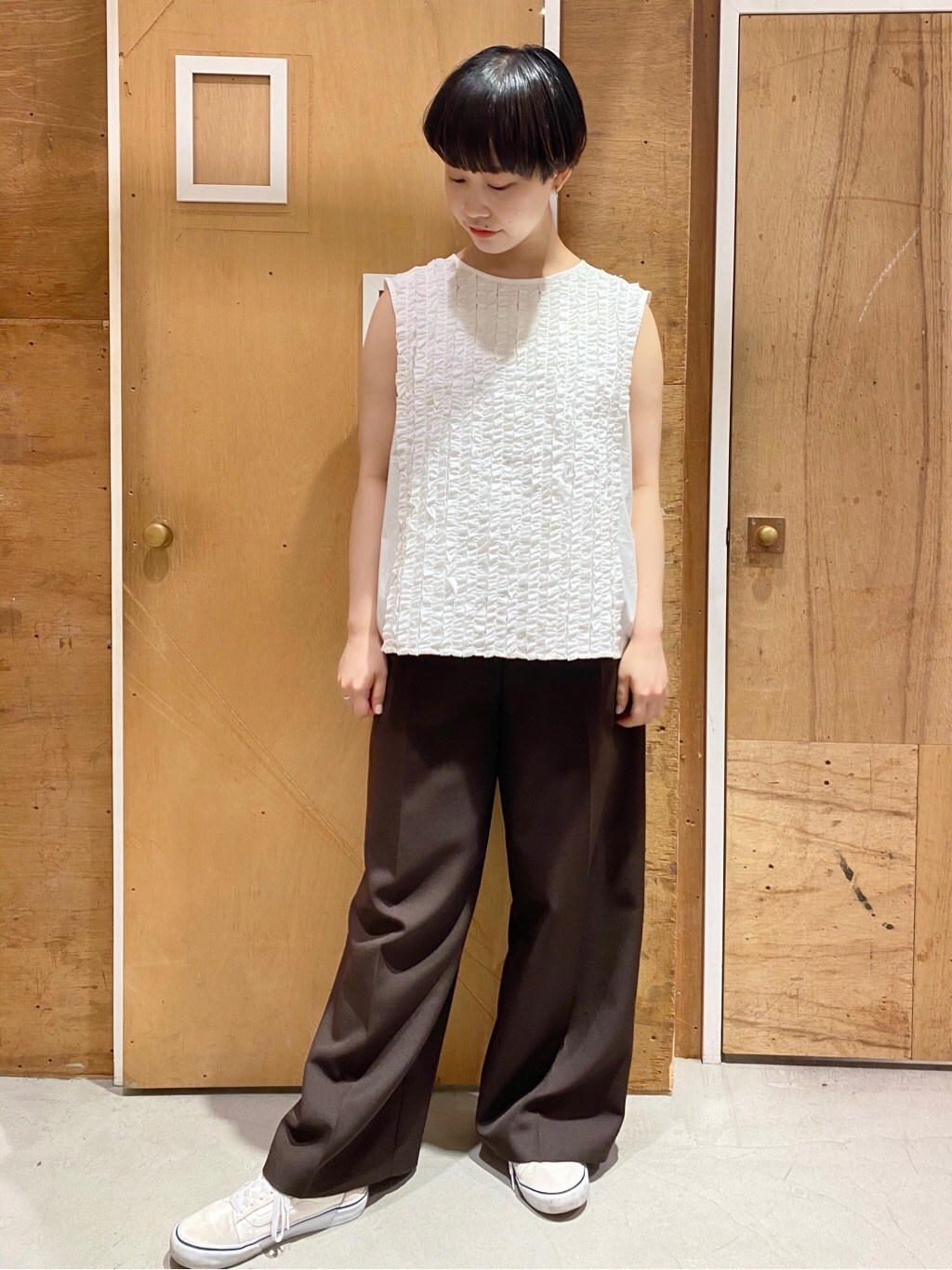 l'atelier du savon 新宿ミロード 身長:159cm 2020.08.14