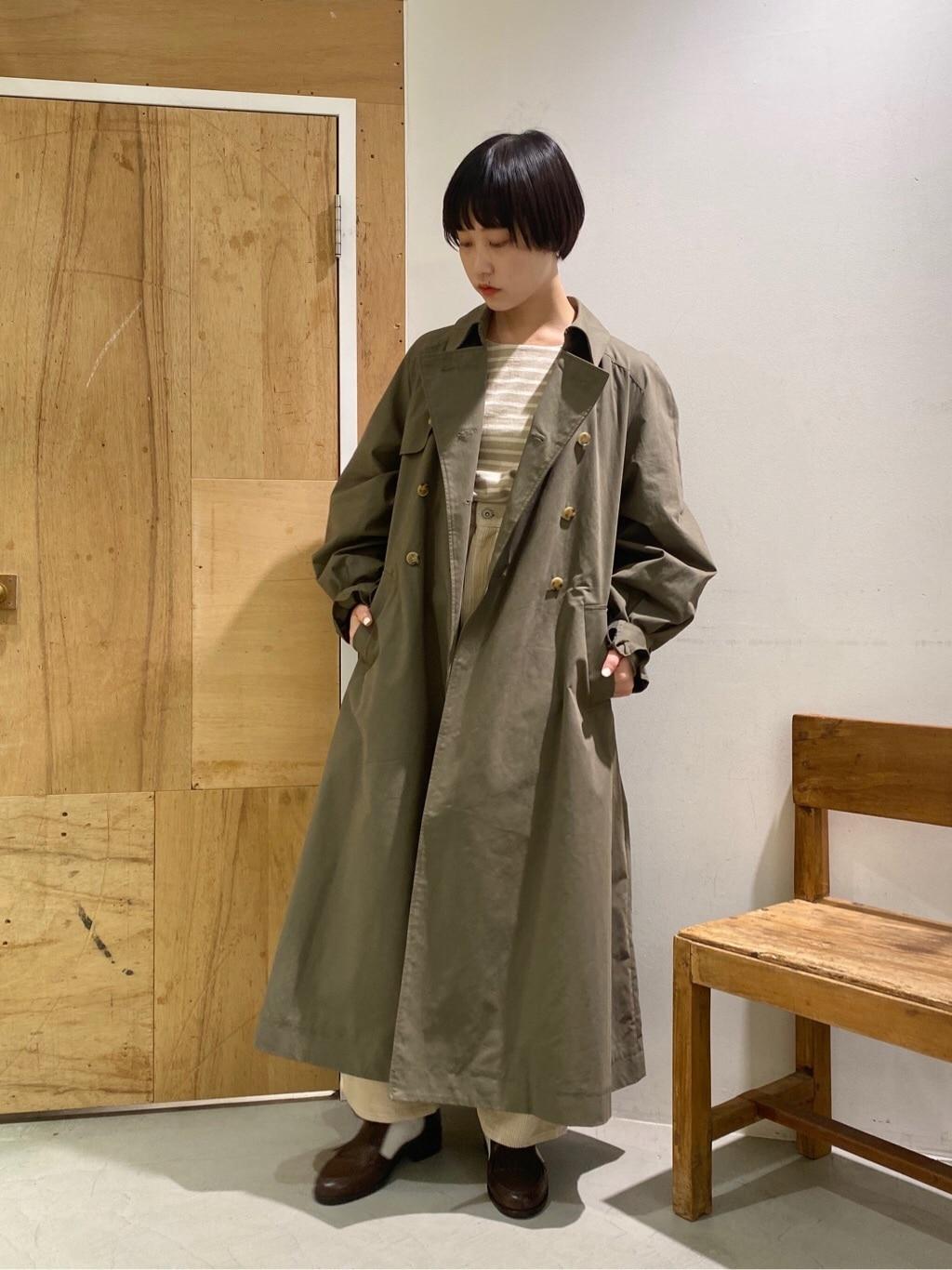 l'atelier du savon 新宿ミロード 身長:159cm 2020.11.02