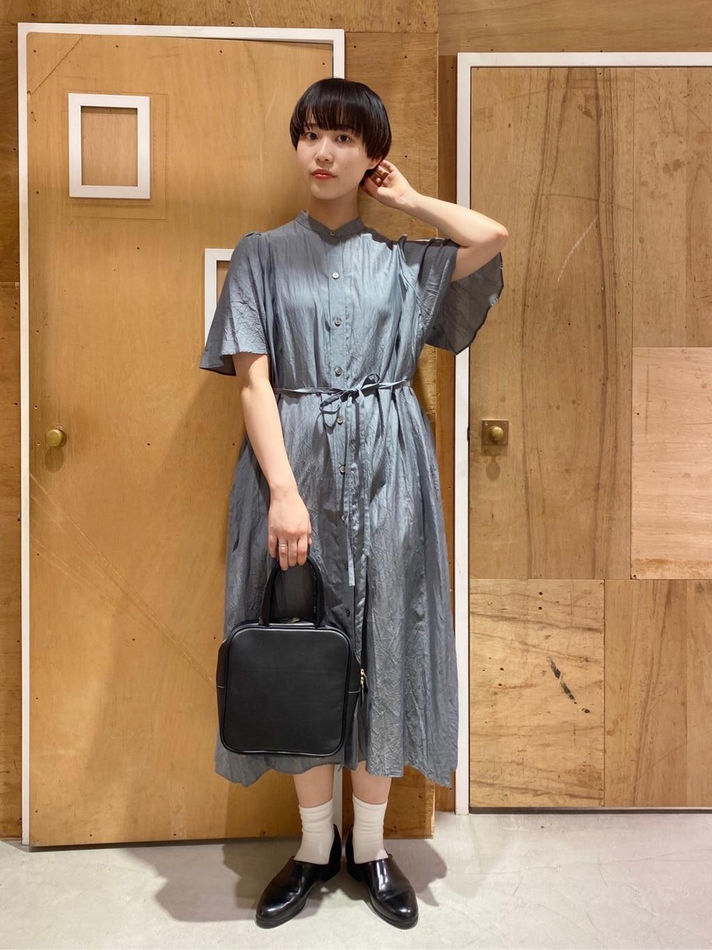 l'atelier du savon 新宿ミロード 身長:159cm 2020.09.09