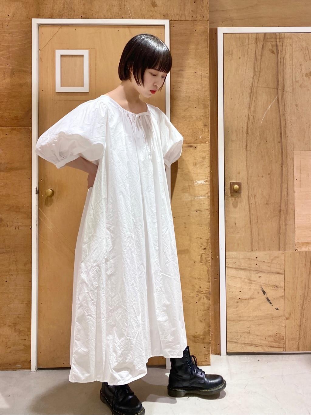 l'atelier du savon 新宿ミロード 身長:159cm 2020.07.21