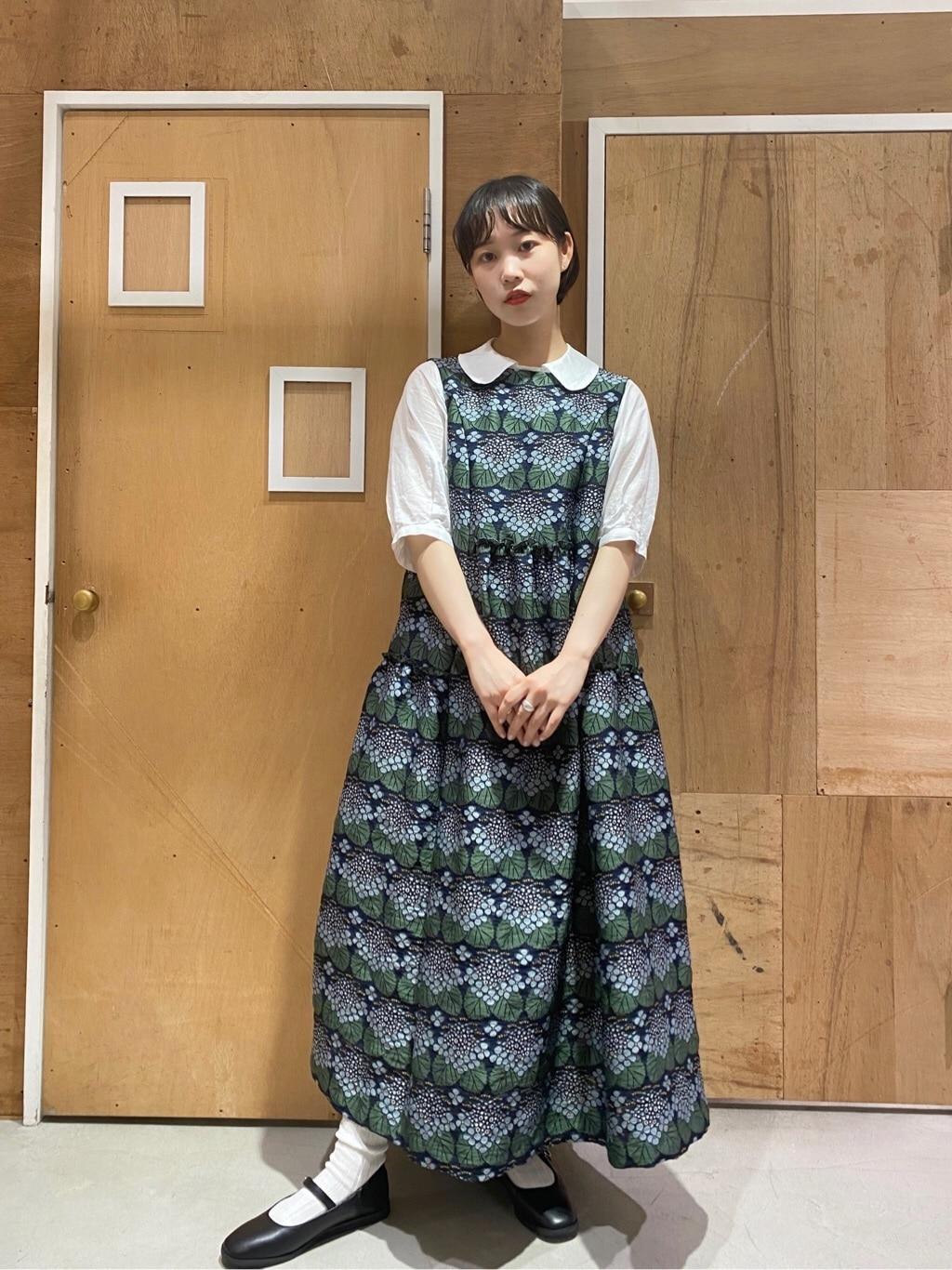 l'atelier du savon 新宿ミロード 身長:159cm 2020.07.01