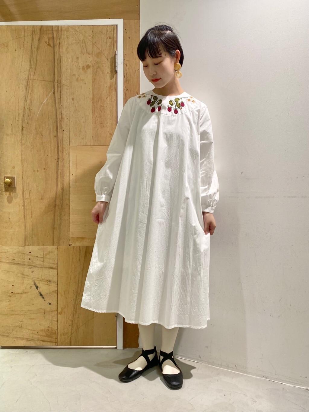 l'atelier du savon 新宿ミロード 身長:159cm 2021.01.14