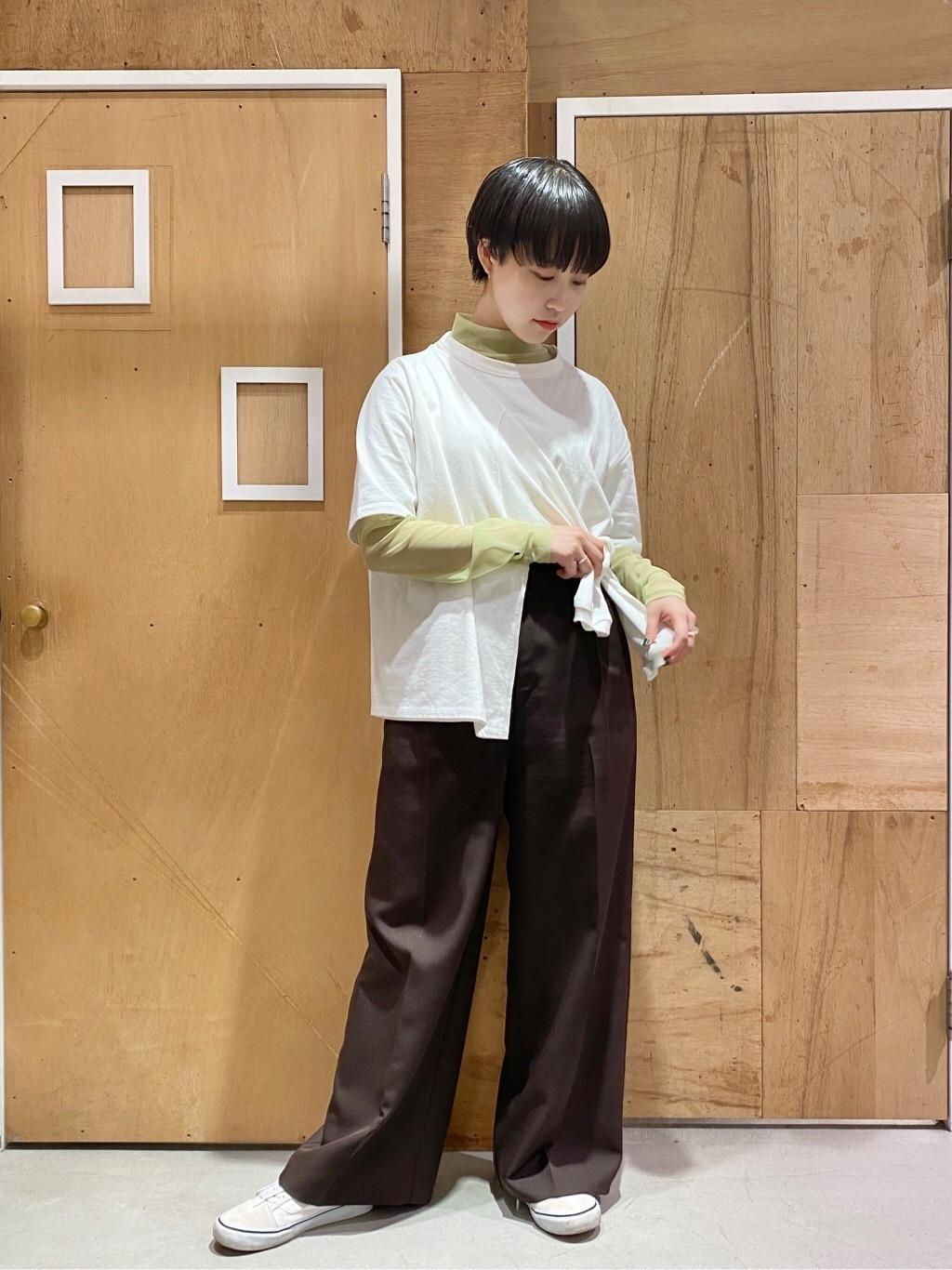 l'atelier du savon 新宿ミロード 身長:159cm 2020.08.19