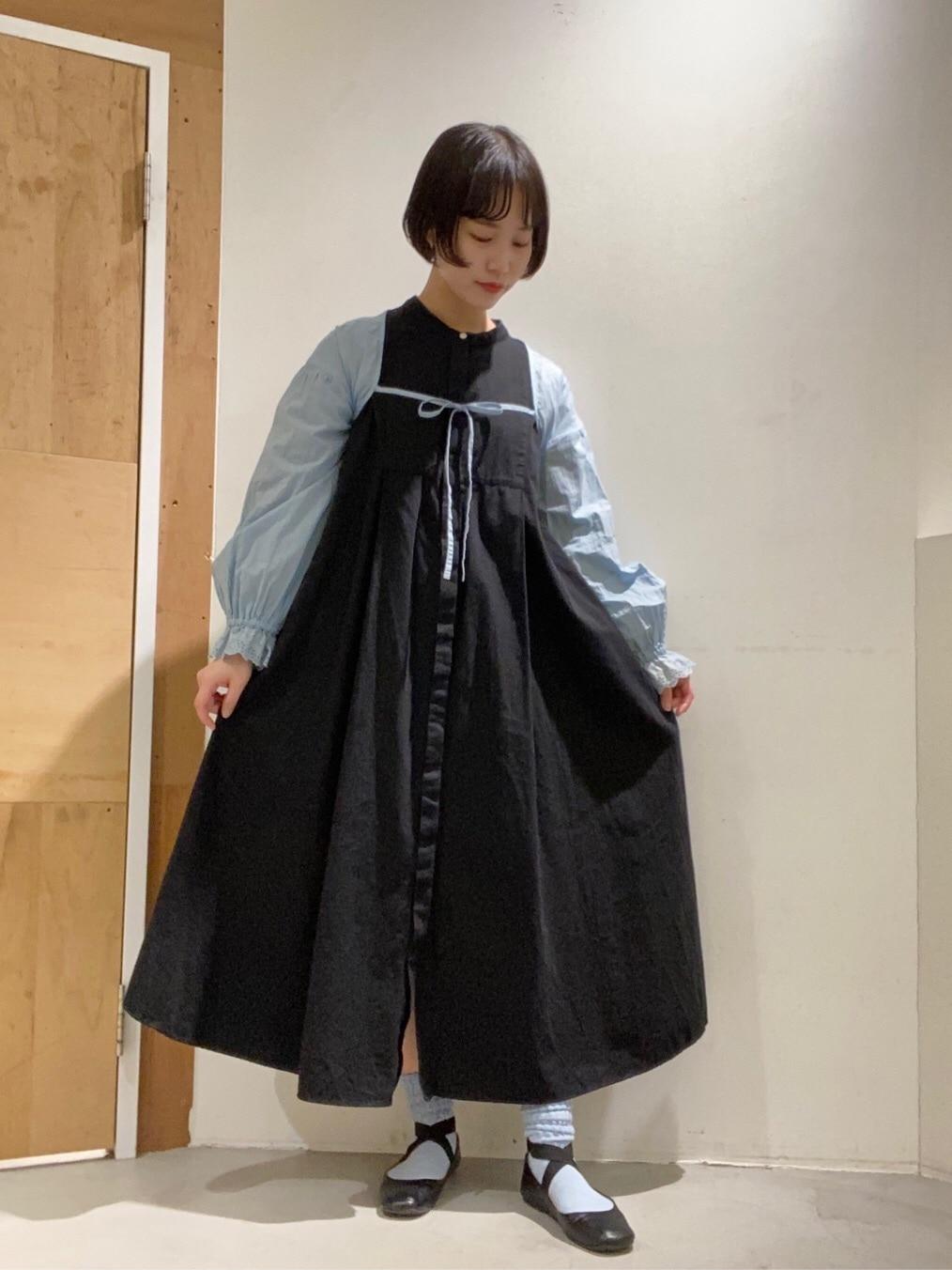l'atelier du savon 新宿ミロード 身長:159cm 2021.01.22