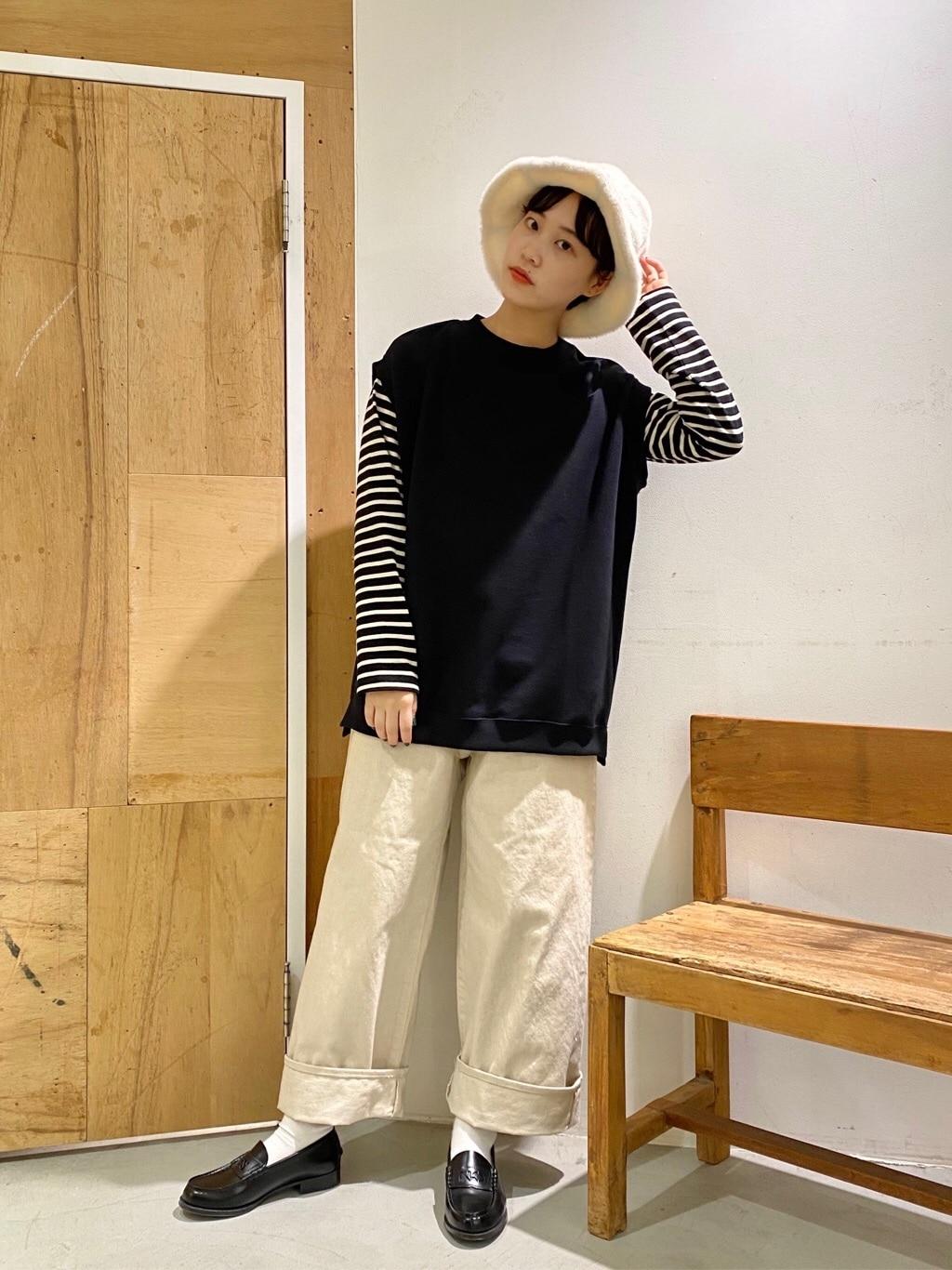 l'atelier du savon 新宿ミロード 身長:159cm 2020.10.18