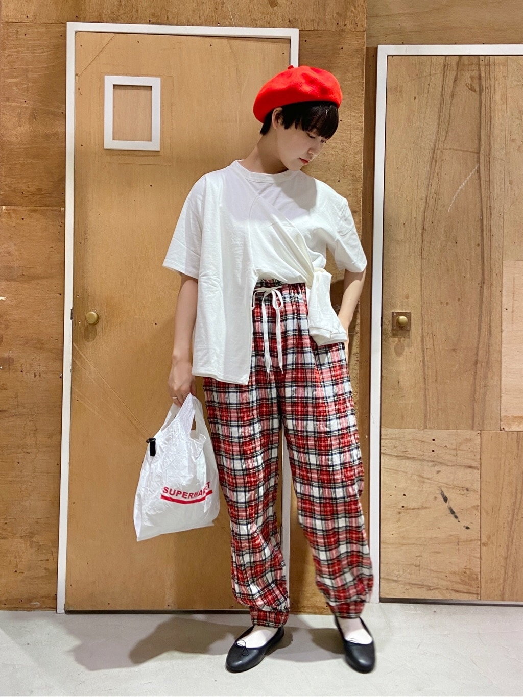 l'atelier du savon 新宿ミロード 身長:159cm 2020.09.02