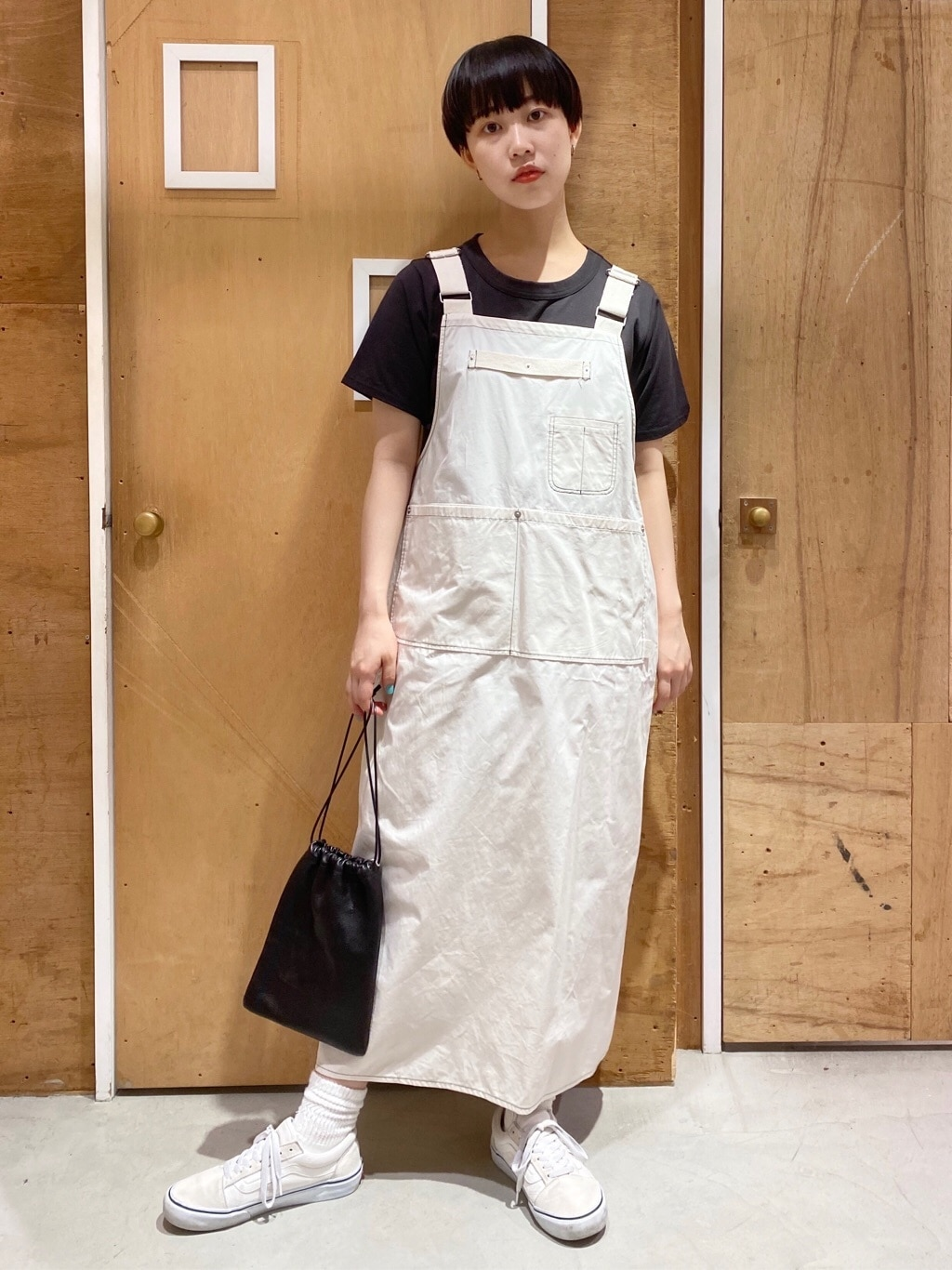 l'atelier du savon 新宿ミロード 身長:159cm 2020.08.04