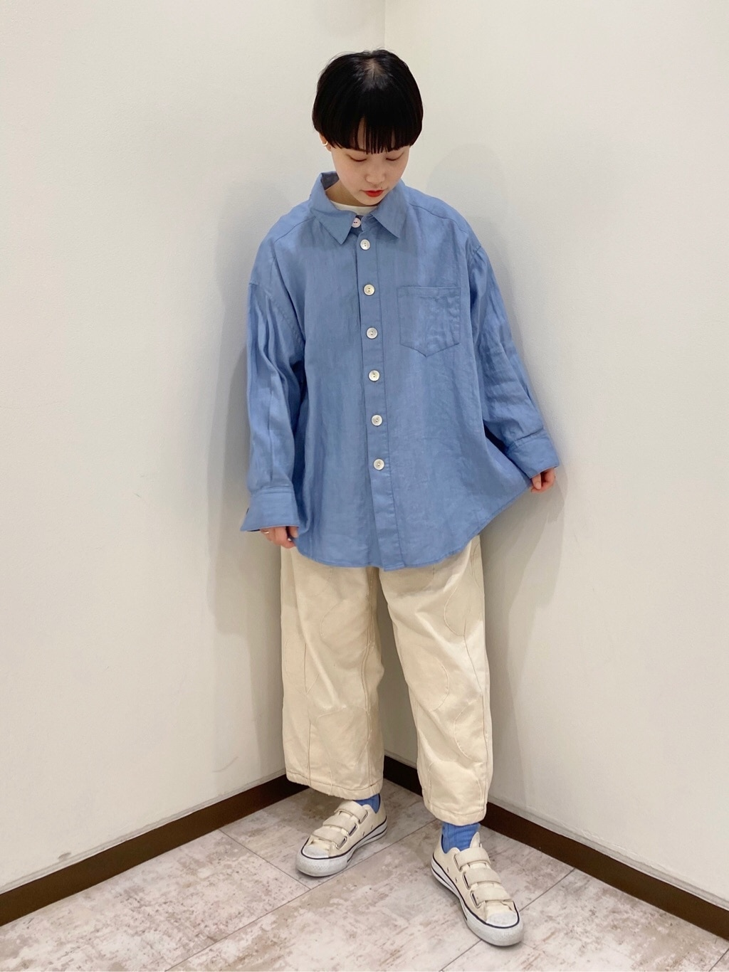l'atelier du savon 新宿ミロード 身長:159cm 2020.08.03