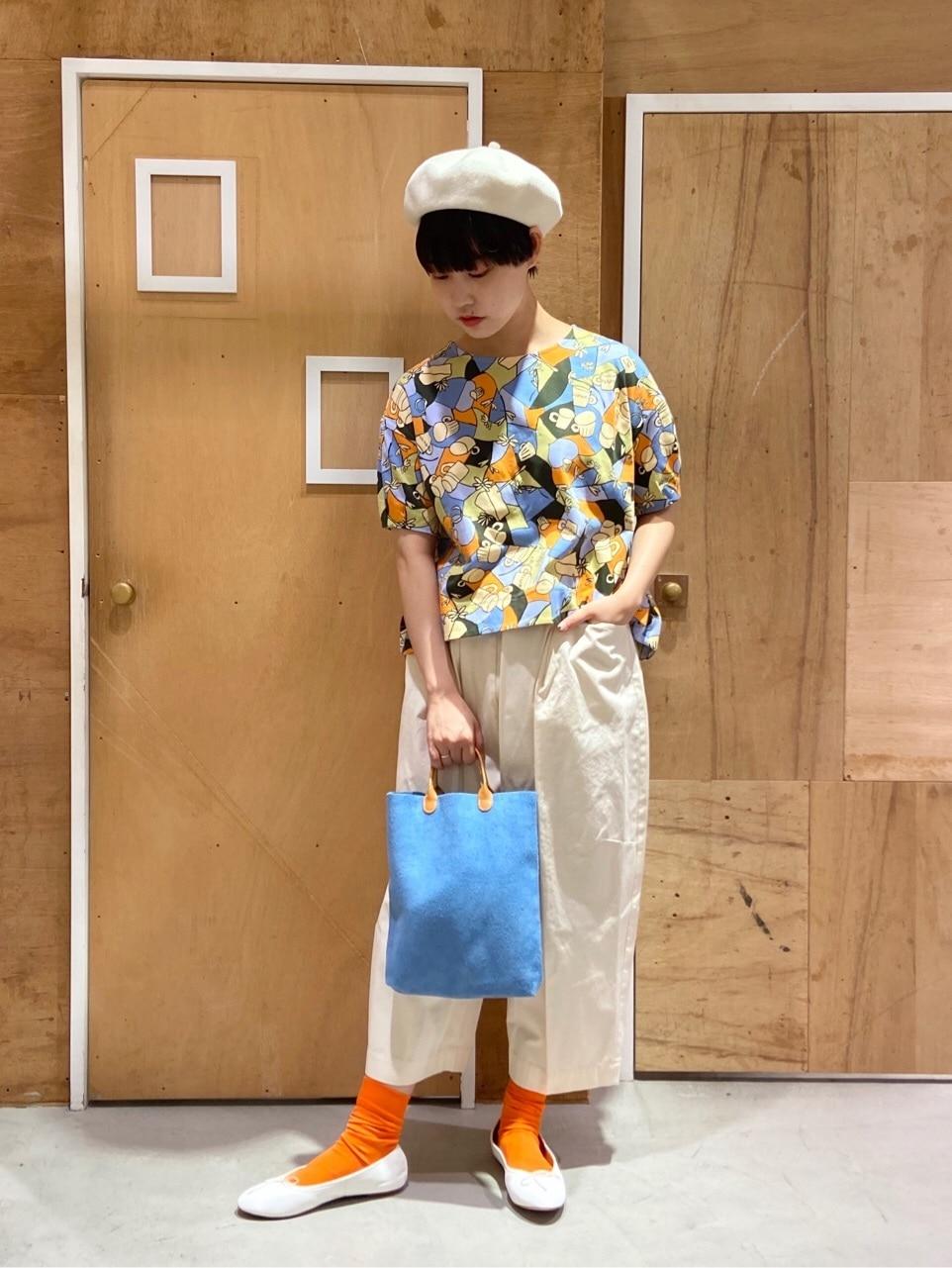 l'atelier du savon 新宿ミロード 身長:159cm 2020.08.30