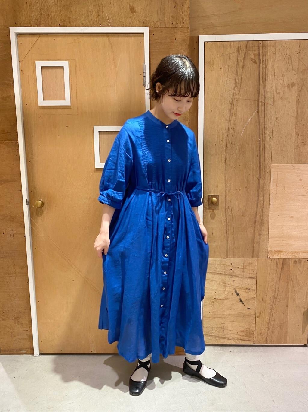 l'atelier du savon 新宿ミロード 身長:159cm 2020.07.16