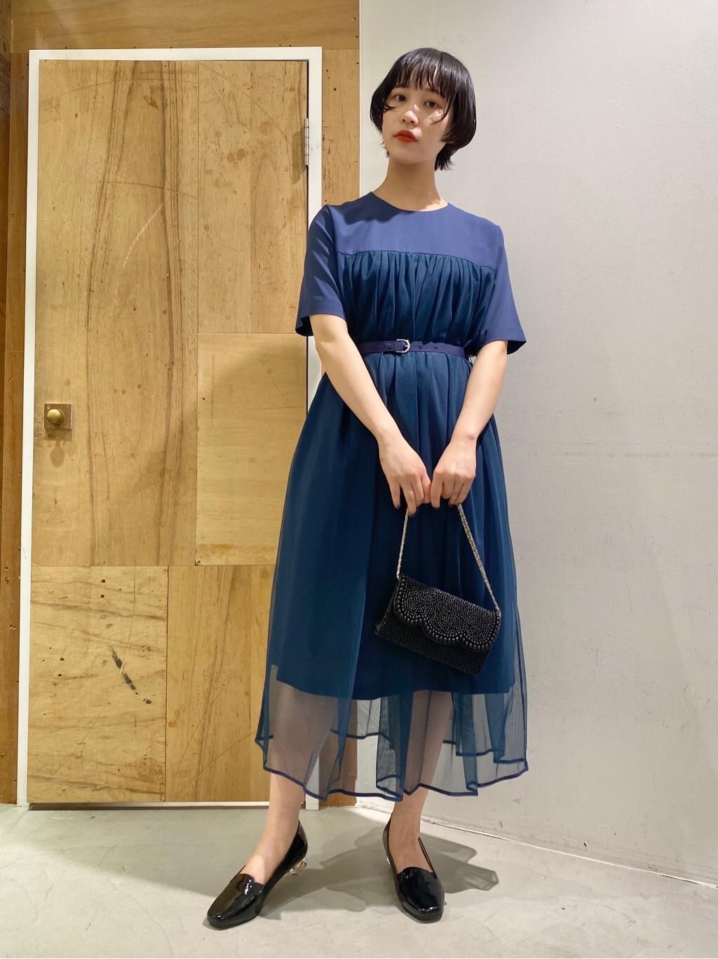 l'atelier du savon 新宿ミロード 身長:159cm 2020.12.11