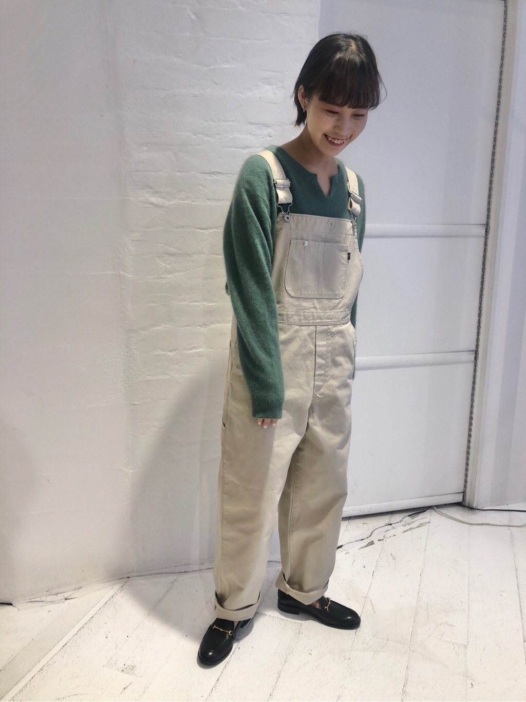 l'atelier du savon ラフォーレ原宿 身長:159cm 2020.01.07