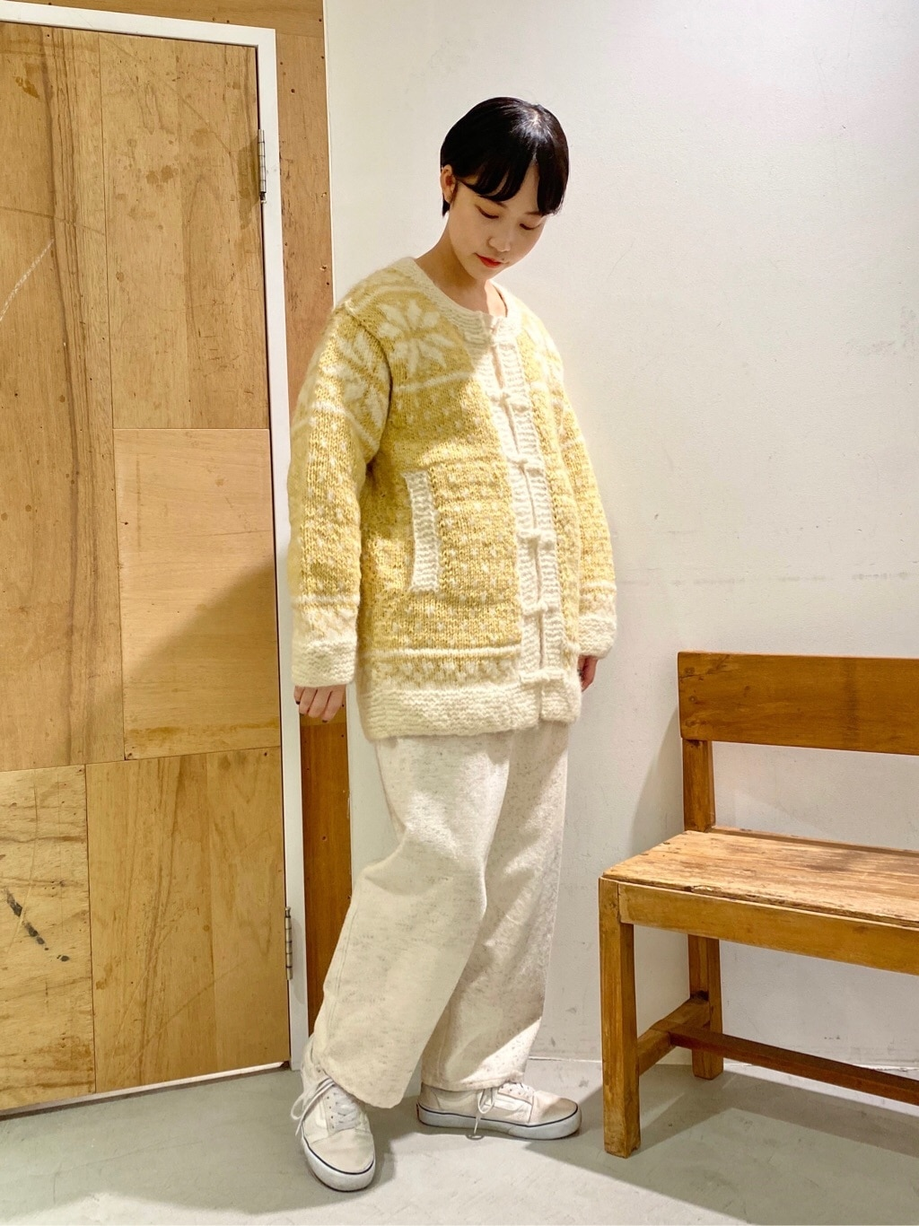 l'atelier du savon 新宿ミロード 身長:159cm 2020.10.17