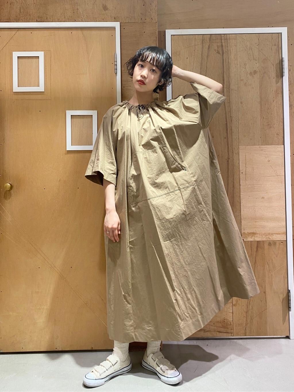 l'atelier du savon 新宿ミロード 身長:159cm 2020.06.24