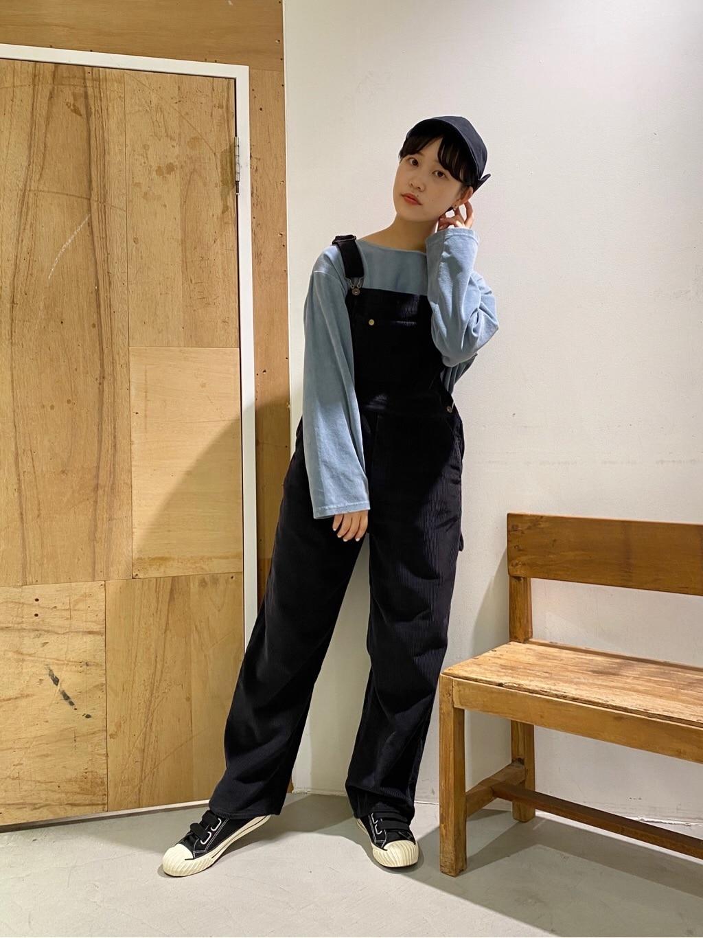 l'atelier du savon 新宿ミロード 身長:159cm 2020.10.22