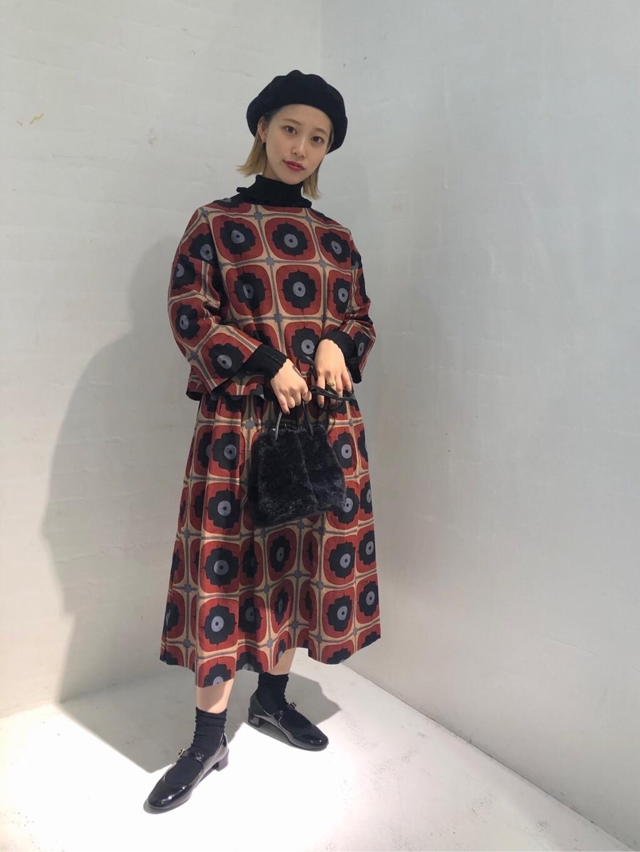 l'atelier du savon ラフォーレ原宿 身長:159cm 2019.09.04