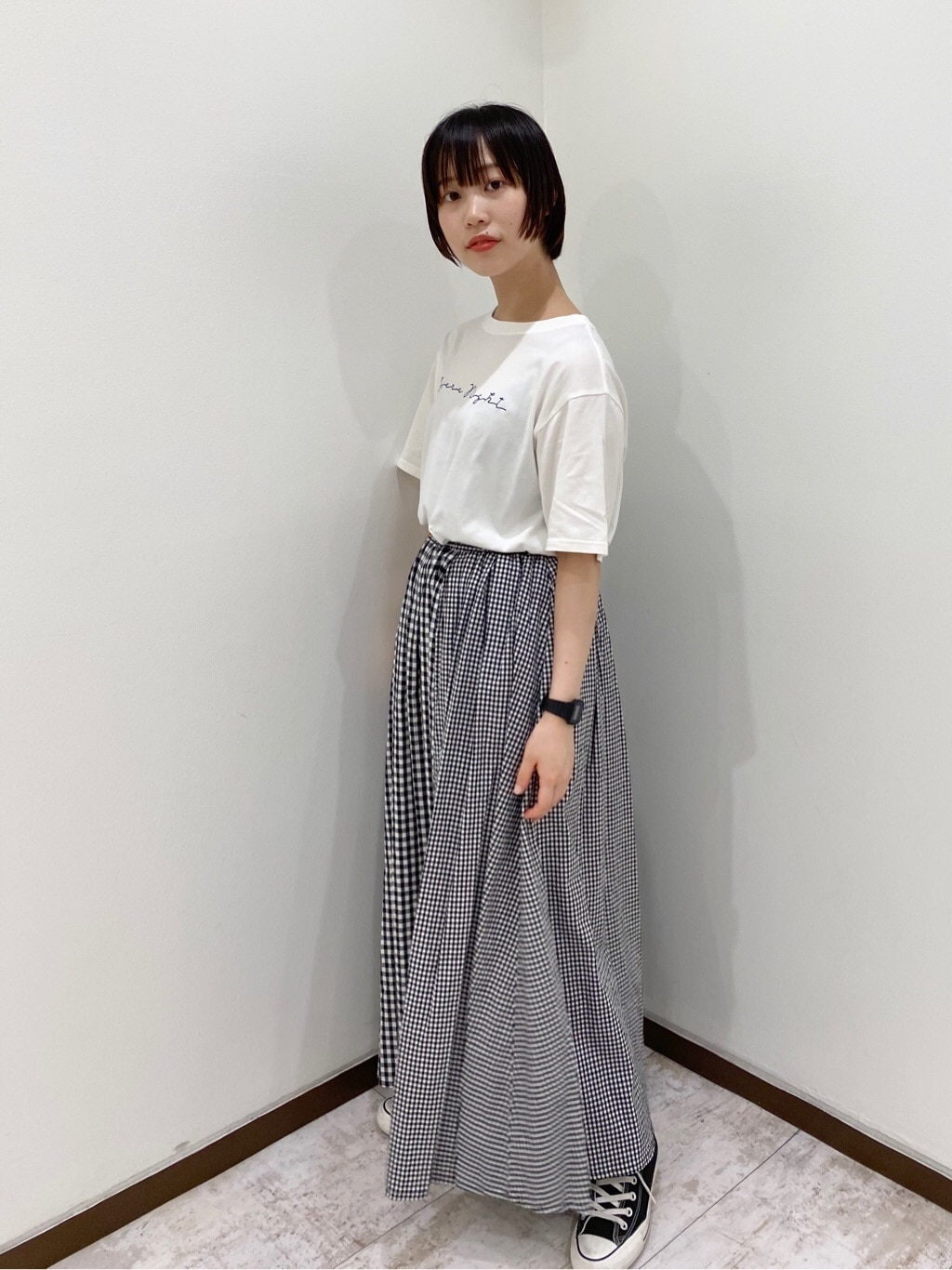 l'atelier du savon 新宿ミロード 身長:159cm 2020.07.15