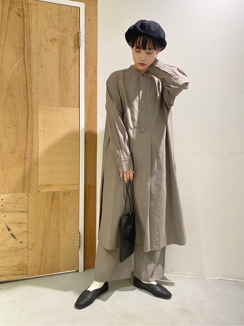 l'atelier du savon 新宿ミロード 身長:159cm 2020.09.25